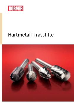 Dormer-Hartmetall-Fraesstifte