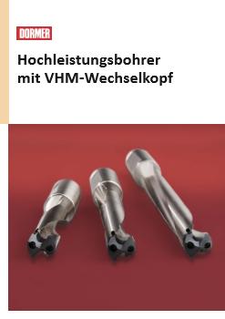 Dormer-VHM-Wechselkopf